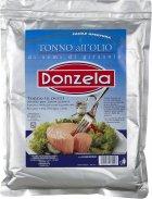 Тунец кусочками Donzela в подсолнечном масле 1.4 кг (8000935169096) - изображение 2