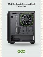 Корпус GameMax Brufen C1 Black - зображення 19