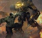 Marvel's Avengers Мистецтво гри - Пол Девіс (9786179500756) - зображення 3