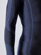 Комплект мужского термобелья Craft Core Dry Fuseknit Set M 1909742-999995 S Черный/Серый (7318573430340) - изображение 5