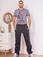 Спортивные штаны ISSA PLUS GN-405 S Темно-серые (issa2000686048059) - изображение 2
