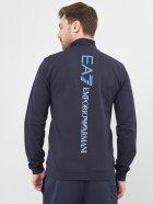 Толстовка Emporio Armani 10449 XXL (52) Темно-синяя - изображение 2