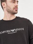 Свитшот Emporio Armani 10460.1 XXL (52) Черный - изображение 4
