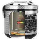 Мультиварка Vitek VT-4282 объем 5л мощность 860 Вт 16 программ - изображение 4