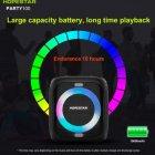 Колонка Bluetooth HOPESTAR Party 100 black - зображення 4