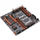 Материнська плата KLLISRE ZX-DU99D4 ( s2011-3 / C612 / PCI-e x16 ) - зображення 3