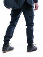 Теплые штаны Intruder SoftShell синие XL - изображение 2