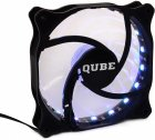 Кулер QUBE RGB Aura (QB-RGB-120-18) - изображение 1
