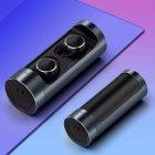 Беспроводные Bluetooth наушники True Wireless TWS 5.0 pro Black - изображение 4