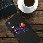 Захисний чохол KSQ Business Pocket для Xiaomi Mi CC9 / Mi 9 Lite - Black - зображення 4