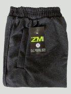 Спортивні штани класік zomak filato М Антрацит шд3 - зображення 2