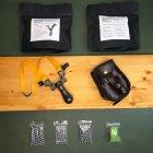 Рогатка для охоты с прицелом DEXT Стандартный набор   Мощная боевая рогатка Охотничья рогатка Тактическая рогатка - изображение 1