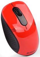 Миша A4Tech G3-630N Wireless Red (4711421927697) - зображення 2