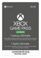 Электронный код (Подписка) Xbox Game Pass Ultimate на 1 месяц | Все Страны - изображение 1