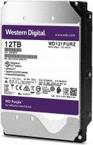 Жорсткий диск Western Digital Purple 12TB (WD121PURZ) 5400rpm, 256MB (6460395) - зображення 2