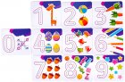 Набор для детской лепки Genio Kids Буквы и цифры (TA1083_UA) (4814723006463) - изображение 5