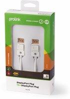 Кабель ProLink DisplayPort M/M 2 м (MP379) - зображення 2