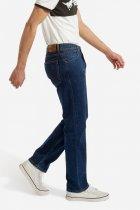 Джинси Wrangler Arizona Straight Classic Fit (W12ORS26J) Синій 40-32 - зображення 2