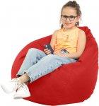 Крісло-мішок Сектор Груша Червоне - зображення 9