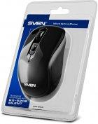 Миша Sven RX-520S USB Black (00530090) - зображення 9