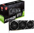 MSI PCI-Ex GeForce RTX 3080 Ti VENTUS 3X 12G OC 12GB GDDR6X (384bit) (1695/19000) (HDMI, 3 x DisplayPort) (GeForce RTX 3080 Ti VENTUS 3X 12G OC) - зображення 7