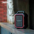 Портативная беспроводная Bluetooth акустическая система REMAX Song K Outdoor Portablae RB-X3 колонка чемодан караоке с микрофоном Black (RB-X5) - зображення 7