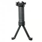 Пістолетне руків'я сошки IMI Polymer Enhanced Bipod Foregrip EBF1 Чорний - зображення 1