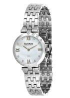 Годинники жіночі Guardo S02405(1)-1 срібні - зображення 1