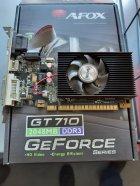Відеокарта AFOX GeForce GT710 2GB DDR3 (AF710-2048D3L1-V2) (6517430) - зображення 1
