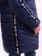 Куртка подовжена LUXIK синій k40 128 см Синий (000644012) - изображение 6