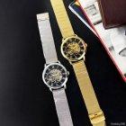 Часы наручные Forsining 1040 Silver-Black - изображение 4
