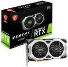 Видеокарта MSI, GeForce RTX 2060, VENTUS GP OC, 6Gb GDDR6, 192-bit, HDMI/3xDP, 1710/14000 MHz, 8-pin (RTX 2060 VENTUS GP OC) - зображення 1