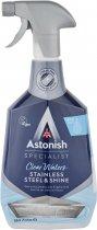 Засіб для чищення та полірування виробів з неіржавкої сталі Astonish 750 мл (5060060211193) - зображення 1