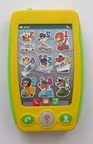 Детский мобильный телефон Говорящий телефон Медвежонка Ыха, EH 80065 R - изображение 2