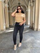Джинсы женские американки джинс стрейч Miss Podium Черный 56 - изображение 2