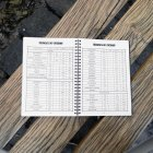 Багатофункціональний Щоденник Тренувань 2.0 від LightWeight (Training Diary) - зображення 7