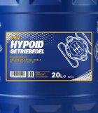 Трансмиссионное масло Mannol Hypoid Getriebeoel 80W-90 20 л (260/5) - изображение 2