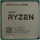 Процессор AMD Ryzen 3 4300GE (3.5GHz 4MB 35W AM4) Multipack (100-100000151MPK) - зображення 1