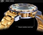 Механічний годинник Winner Diamonds (gold) - зображення 3