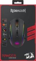 Миша Redragon Ranger RGB IR USB Black (77423) - зображення 7