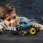 Конструктор LEGO TECHNIC Скоростной вездеход с ДУ 324 детали (42095) - изображение 5