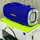 Потужна портативна Bluetooth колонка Sound System H24 Pro Hopestar Синя - зображення 2