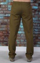 Спортивные трикотажные брюки Tailer 52 Хаки (298) - изображение 4