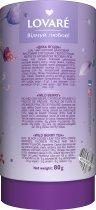 Чай чорний цейлонський листовий з ягодами і пелюстками квітів Lovare Дикі ягоди 80 г (4820198871277) - зображення 2
