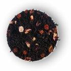Чай чорний цейлонський листовий з ягодами і пелюстками квітів Lovare Дикі ягоди 80 г (4820198871277) - зображення 4
