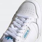 Кроссовки Adidas Originals Continental 80 W FU9975 35.5 (4) 22.5 см Ftwwht/Owhite/Cblack (4060517073092) - изображение 9