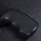 """Револьвер під патрон флобера PROFI (4.5"""", 4.0 мм), сатин-пластик - зображення 6"""