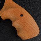 """Револьвер під патрон флобера PROFI (4.5"""", 4.0 мм), ворон-бук - зображення 10"""