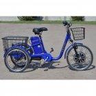 Електровелосипед (трицикл) Skybike 3-Cycle синій - зображення 5