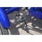 Електровелосипед (трицикл) Skybike 3-Cycle синій - зображення 8
